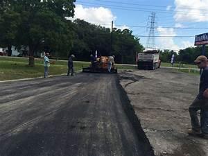asphalt repair houston